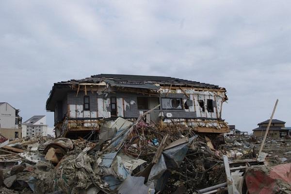 石巻市の大震災