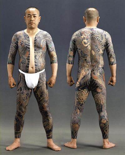 ヤクザ 刺青5