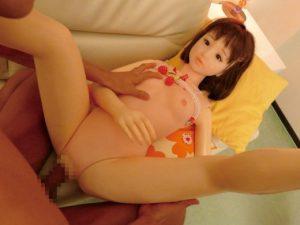 ラブドール セックス画像