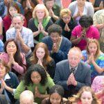 新興宗教の祈り