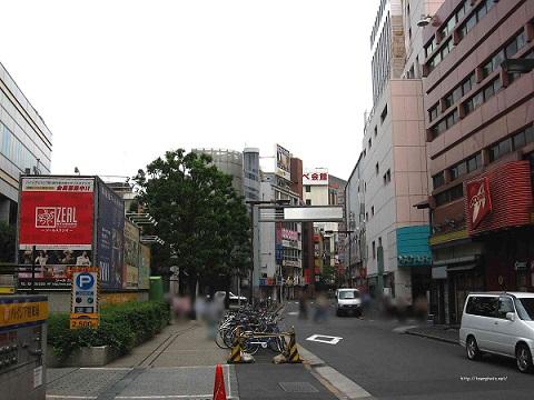 歌舞伎町・ハイジア通り